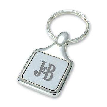 Designer Key chains. Metal k/c with Gift Box