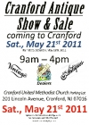 Cranford Antique Show and Sale